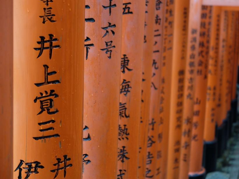 Torii Fushimi Inari